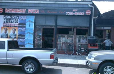 Haymarket Pizza - Boston, MA