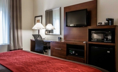 Comfort Inn & Suites adj to Akwesasne Mohawk Casino