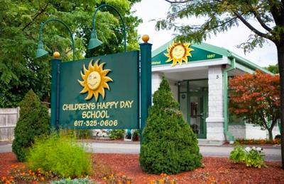 Children's Happy Day School - West Roxbury, MA