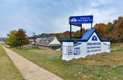 Americas Best Value Inn - North Little Rock, AR