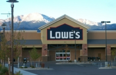 Lowe S Home Improvement Colorado Springs Co