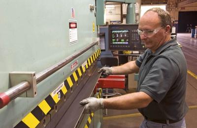 Evansville Sheet Metal Works - Evansville, IN