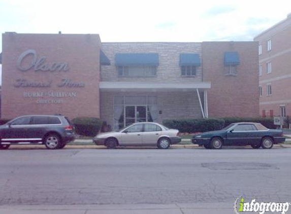 Olson Burke-Sullivan Funeral & Cremation Center - Chicago, IL