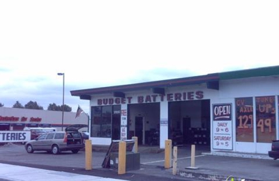 Budget Batteries - Kent, WA