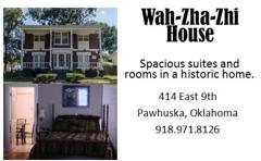 The Wah-Zha-Zhi House