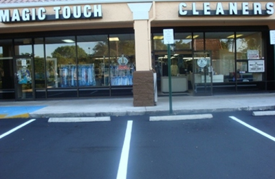 Magic Touch French Cleaners & Tailors - Sunrise, FL
