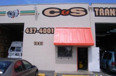 C & S Transmission - Miramar, FL