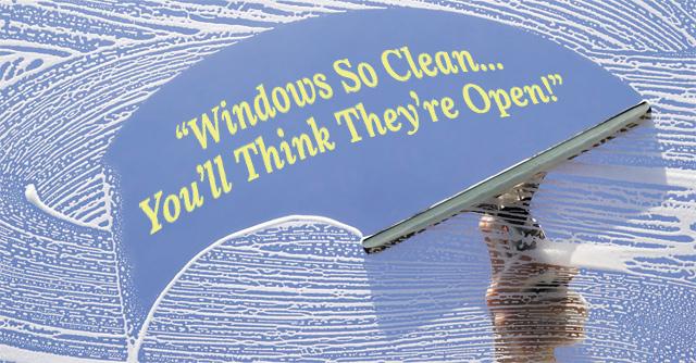 RHINO WINDOW CLEANING