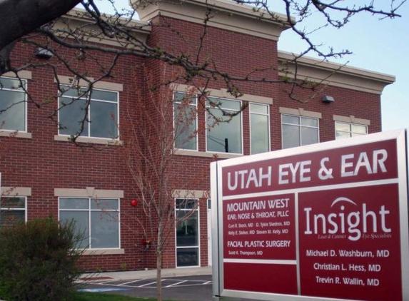 Insight Laser and Cataract Eye Specialists - Layton, UT