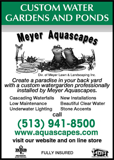 Meyer Aquascapes Inc 11011 Sand Run Rd, Harrison, OH 45030 ...