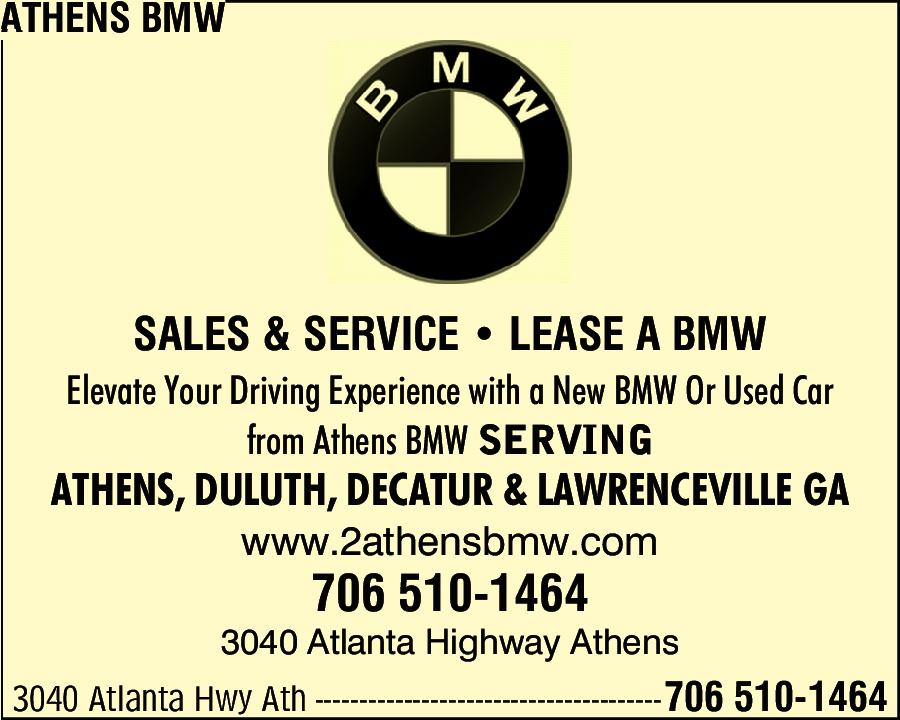 Athens BMW Athens GA 30606  YPcom