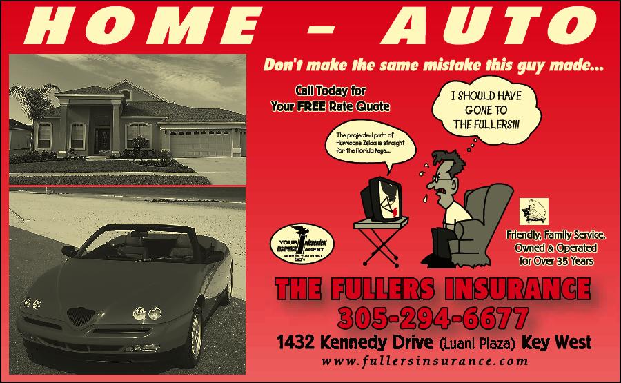 Fullers Insurance 1432 Kennedy Dr, Key West, FL 33040 - YP.com