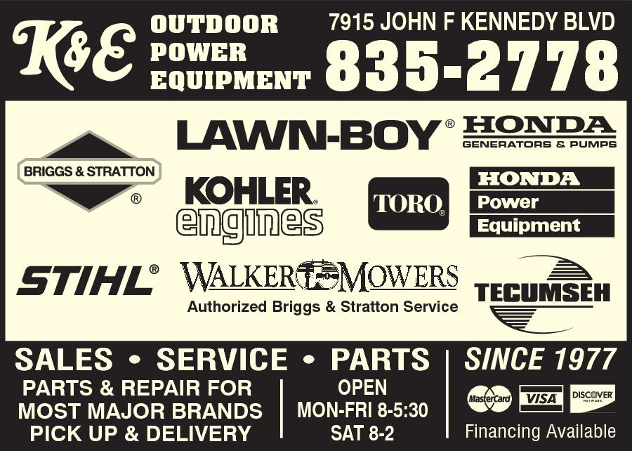 K & E Outdoor Power Inc  7915 Highway 107, Sherwood, AR