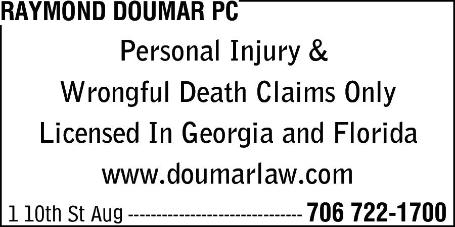 Doumar Raymond J Attorney At Law 1 10th St Ste 700