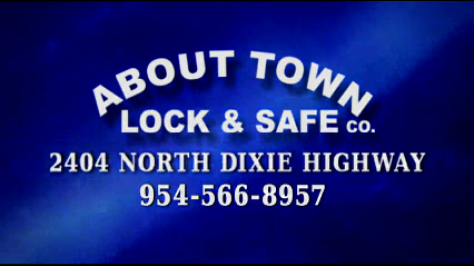 About Town Lock & Safe Co