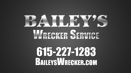 Bailey's Wrecker Service