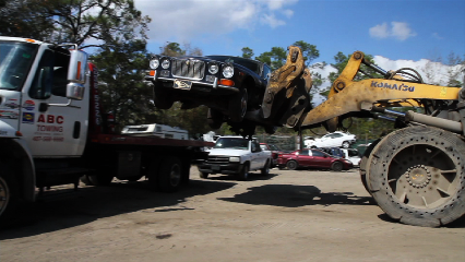ABC Used Auto Parts Cash for Junk Cars