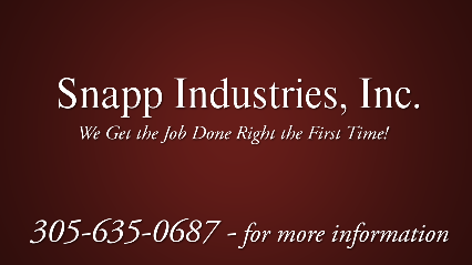 Snapp Industries Inc