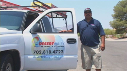 Desert Valley Heating and Cooling