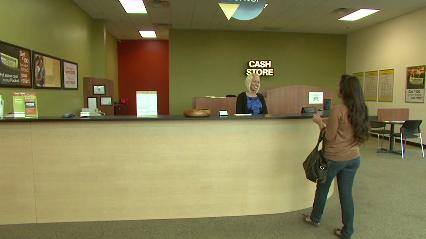 Cash Store - Mineola, TX