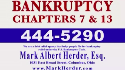 Bankruptcy Attorney Mark Herder -- We are a debt relief agency that helps people file both Chapter 7 and Chapter 13 bankruptcy cases under the United States Bankruptcy Code.