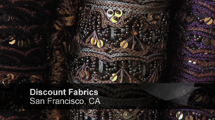 Discount Fabrics - San Francisco, CA
